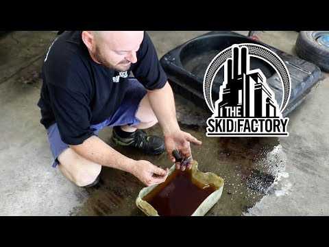 THE SKID FACTORY - V8 Turbo Ford Fairlane [EP9]