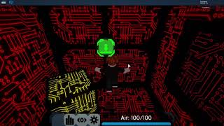 ROBLOX FE2MT - Corrupted Wall Sci-Facility by me [PATCHED]