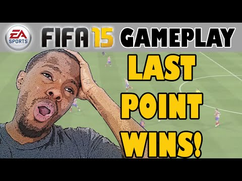 FIFA 15 - FIFA 15 Online Gameplay - LAST POINT WINS!! | FIFA 15 Xbox One Gameplay
