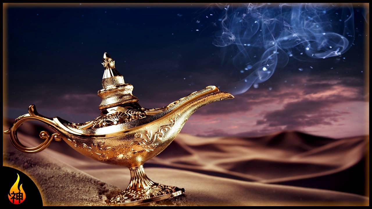 Candle Wallpaper Hd Mysterious Arabian Music Magic Lamp Instrumental