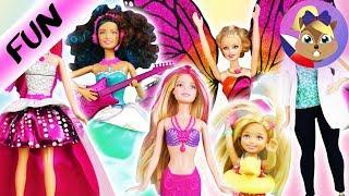 Panenka Barbie  | Neobvyklé a zajímavé Barbies  | Ukázka