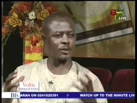 Executive Director of Ghana National Service Scheme's Interview on GTV's Breakfast Show [Part 2]