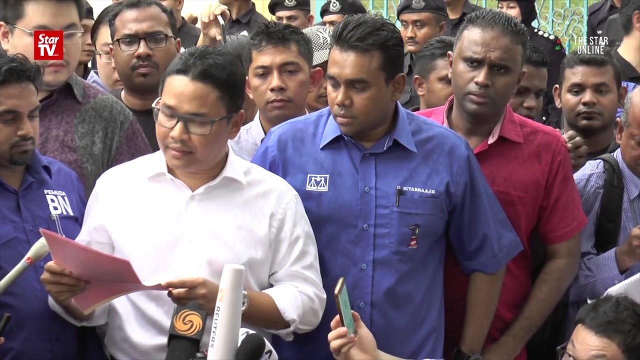 Umno youth group sends memorandum to reconsider ties