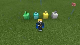 Minecraft Pe - Komut Bloklu icatlar - EggWars Cenerator