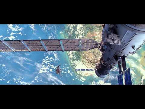 "Gravity (2013) - ""I've Got You"" Clip - Alfonso Cuaron, Sandra Bullock, George Clooney"