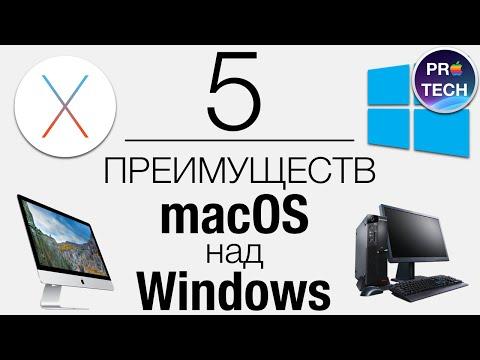 5 причин отказаться от Windows в пользу Mac OS