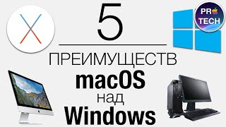 видео Windows на Macbook Pro