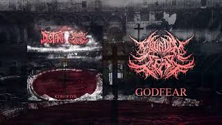 Bound In Fear - Godfear [Official Stream] (2017) Chugcore Exclusive MP3