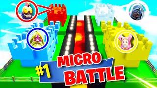 Beschütz dein Haus...zu Gewinnen! | Fortnite Micro Battle!