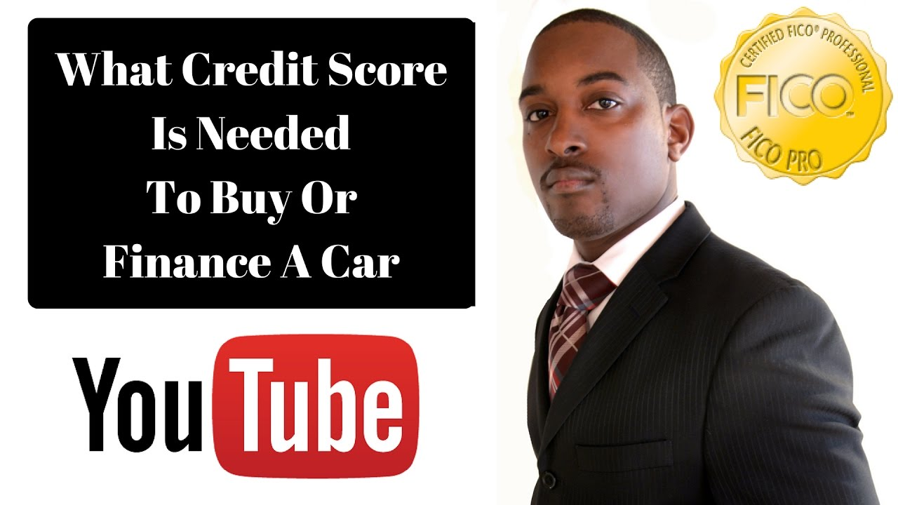 Credit Score Needed To Buy A Car >> What Credit Score Is Needed To Buy/Finance A Car - GoSimplyPro Credit Consultation - YouTube