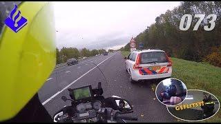 Politiecontrole. ANPR, Politie Vlogger Jan-Willem. NR 73