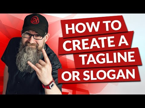 3 Types of Taglines for Your Brand - and How to Create Them from YouTube · Duration:  7 minutes 12 seconds