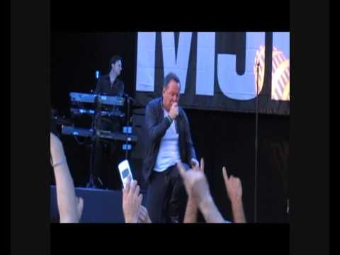 Simple Minds Waterfront Milano 2009
