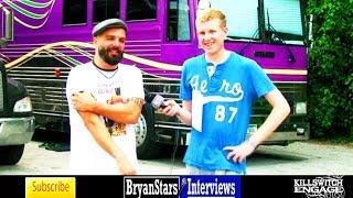 Killswitch Engage Interview #2 Jesse Leach 2013
