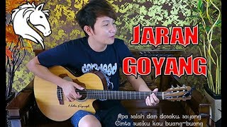 Video Jaran Goyang - Nathan Fingerstyle | Guitar Cover | (NDX / Via Vallen / Nella Kharisma ) download MP3, 3GP, MP4, WEBM, AVI, FLV Desember 2017