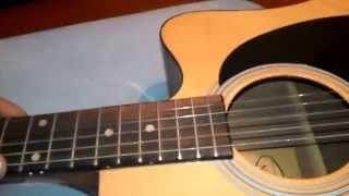 Ремонт акустической гитары своими руками