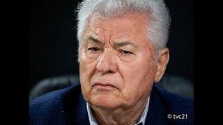 Владимир Воронин  в программе «ГЛАВНОЕ»