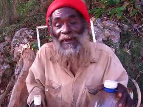 ORGANIC ROOTS/TONIC DRINK IN CAVE VALLEY, ST.ANN JAMAICA