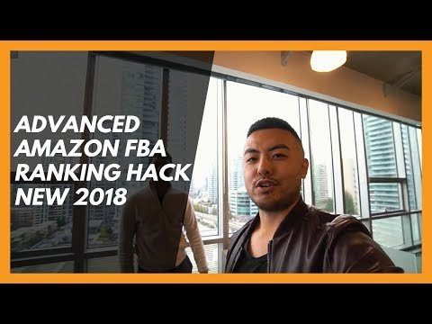 The most ADVANCED Amazon FBA Private Label Ranking Method - NEW 2017 ⭐