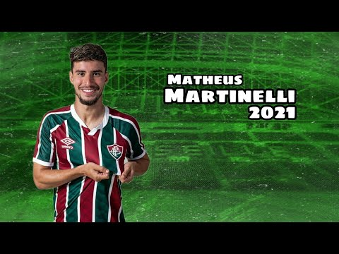 Matheus Martinelli - Amazing Skills, Tackles & Goals 2021 • Fluminense | HD