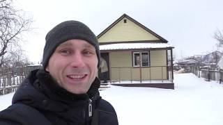 Сдаем дачный дом 5,5х6,5 м с террасой 2м   Выпуск №1