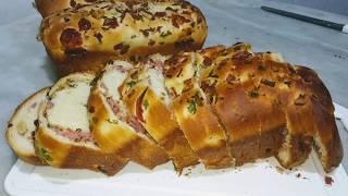 Como Fazer Pão de Forma Recheado – Delicioso e Fofinho