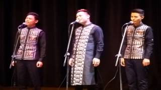 Nise Meruno - group song at the closing ceremony of North east Film festival in Delhi