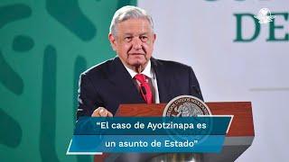 Al asegurar que se está avanzando bastante en el caso Ayotzinapa, el presidente Andrés Manuel López Obrador afirmó que no hay nada ni nadie que detenga la investigación que se lleva a cabo hasta conocer la verdad y hacer justicia en la desaparición de los 43 estudiantes de la Normal Rural de Ayotzinapa, Guerrero