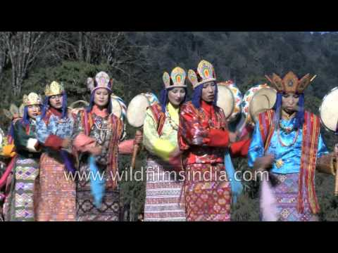 Dances of Bhutan - Asia's best!