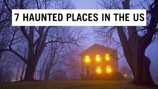 7 Haunted Places In The U.S. | Travel + Leisure