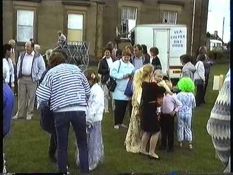 Highlights of Greenlaw Maid week 1989