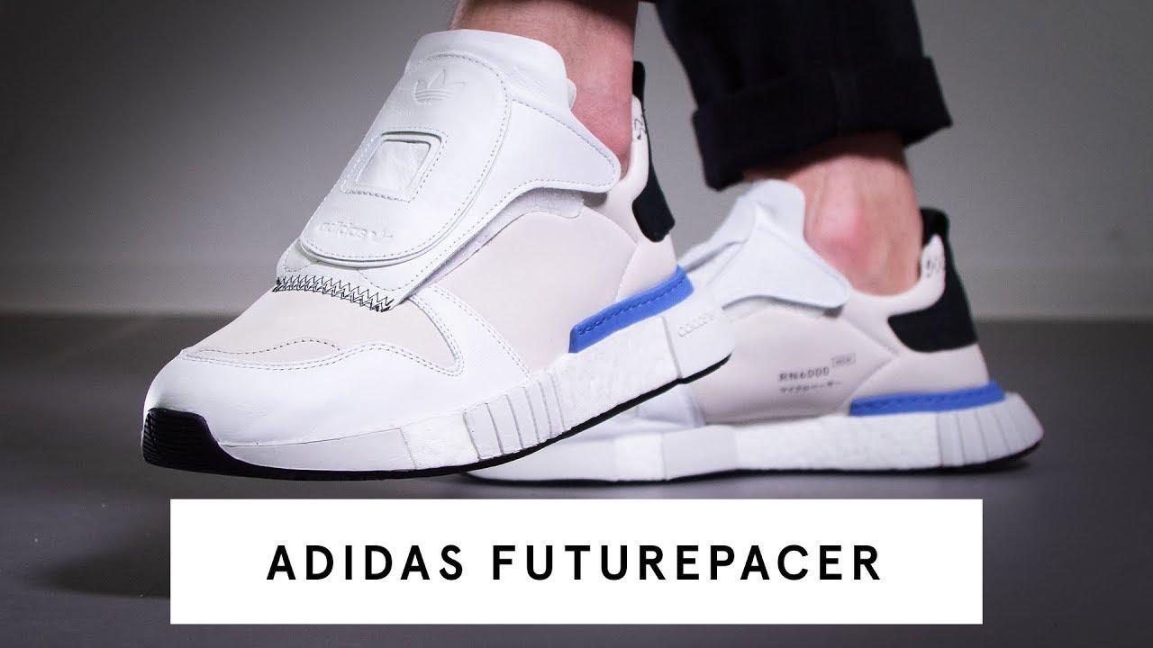the latest a418e 27b4b Adidas Futurepacer  Review