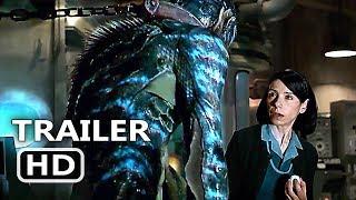 THE SHAPE OF WATER Trailer (Guillermo Del Toro - 2017)