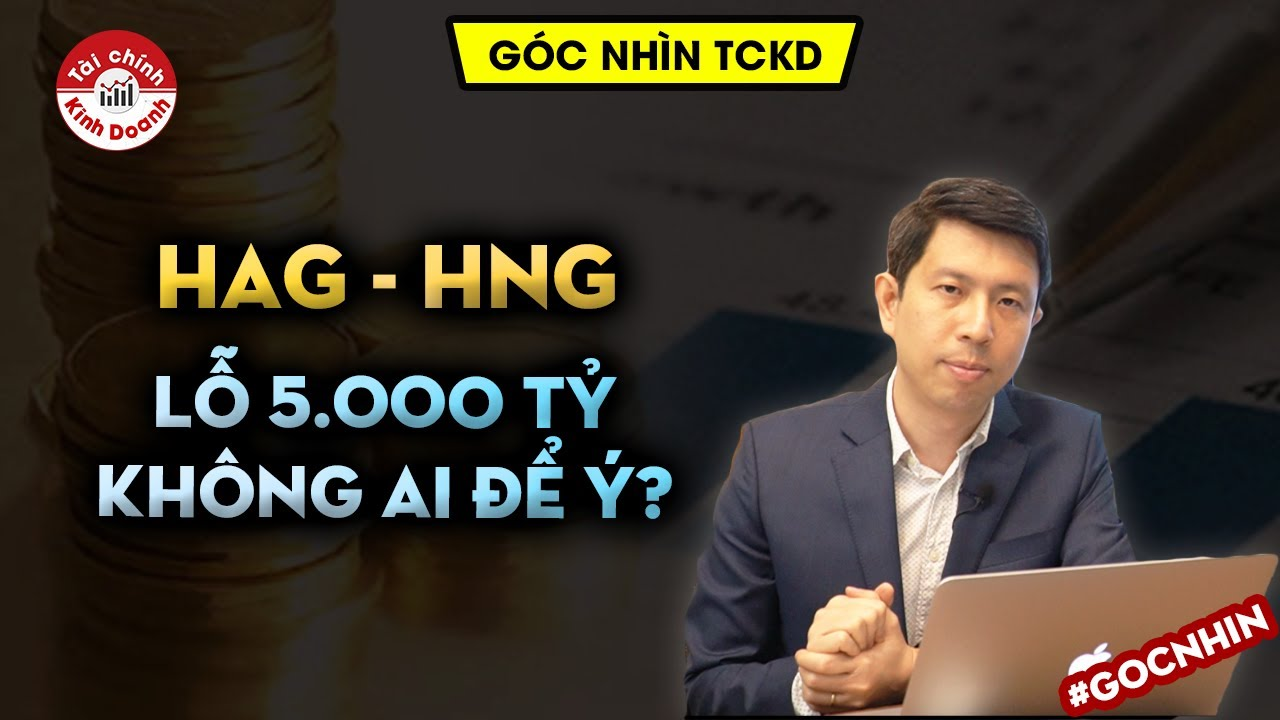 Download [BCTC] HAG - HNG: Báo lỗ 5 ngàn tỷ không ai để ý? hồi tố báo cáo tài chính năm 2019