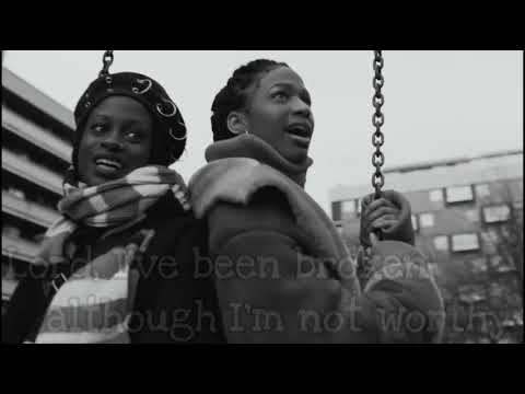 STORMZY - BLINDED BY YOUR GRACE PT.2 FT. MNEK (Lyrics)