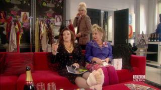 Ab Fab: Patsy vs the Intern, Sneak Peek #2