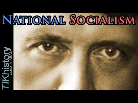 National Socialism WAS Socialism | Rethinking WW2 History