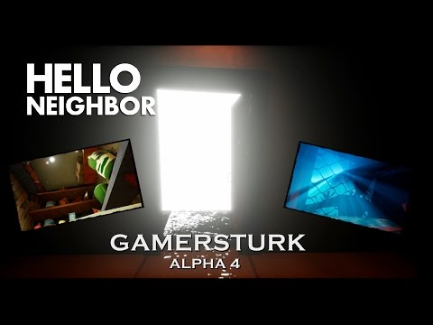 Hello Neighbor | ALPHA 4 FİNALİ [Türkçe] #28