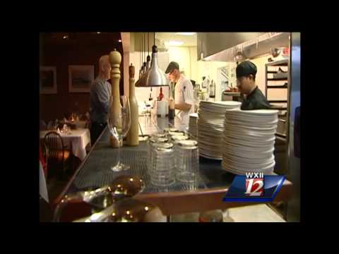 GTCC Culinary Arts Program On WXII 12 News
