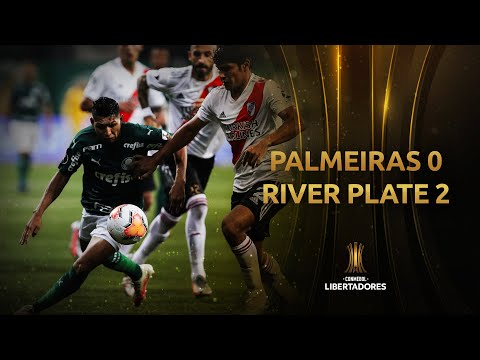 Palmeiras Atletico River Plate Goals And Highlights