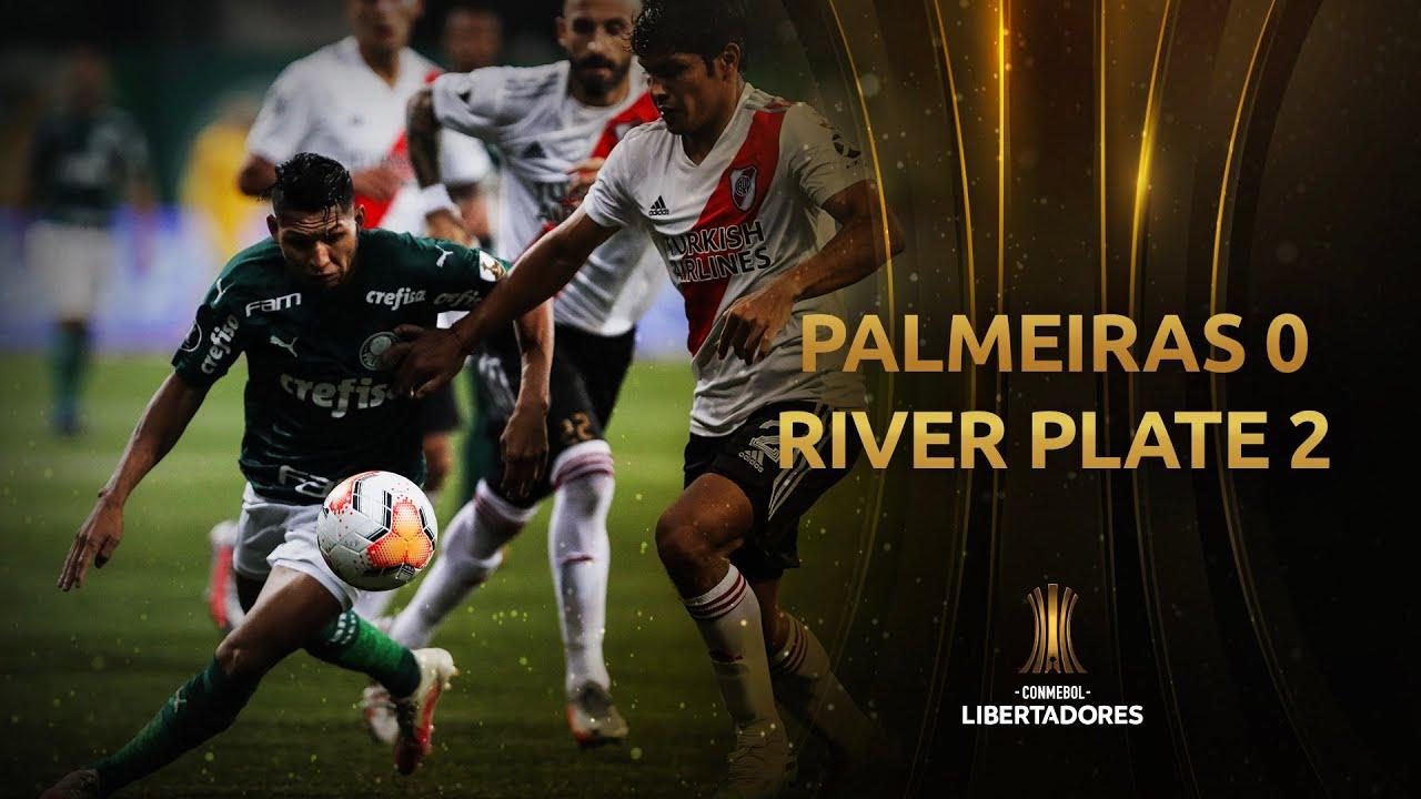 Palmeiras vs. River Plate [0-2] | RESUMEN | Semifinal | VUELTA | CONMEBOL Libertadores