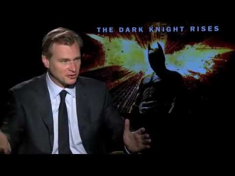 Christopher Nolan Discusses Bringing The Batman Trilogy To An End | The Dark Knight Rises