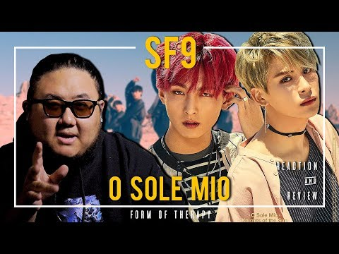 """Producer Reacts to SF9 """"O Sole Mio"""""""
