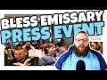 """Bless Emissary Press Event"" - Combat & Performance / Dev Q&A / Swag Giveaway and More!"