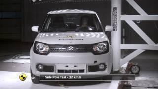 Suzuki Ignis - Crash Tests 2016   AutoMotoTV