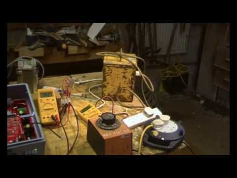 Grid inverter investigation and repair EverSolar TL1500
