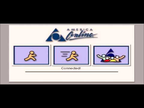AOL Sign On  Dial Up