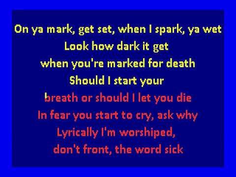 Notorious B I G -  Kick In The Door (karaoke)