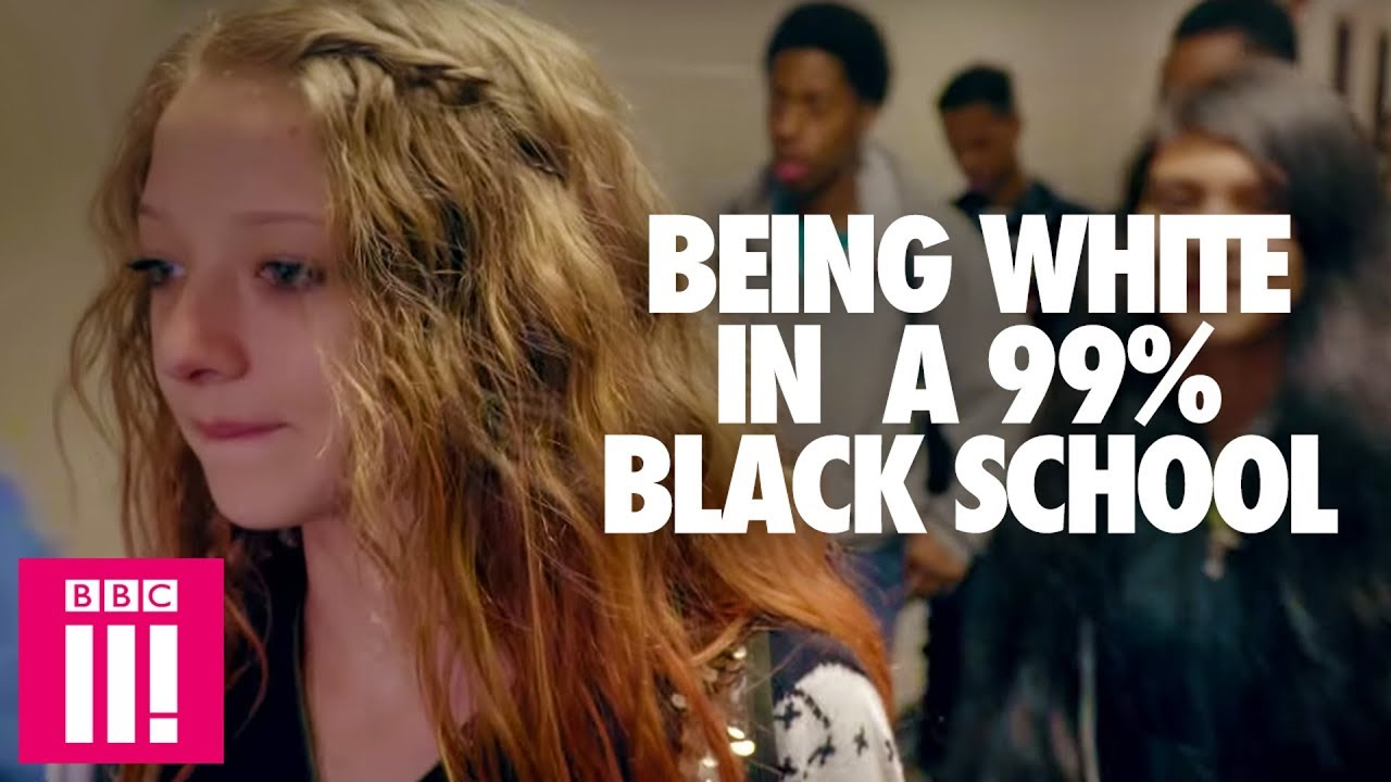 Being A White Student At 99 Black School In Segregated Town America