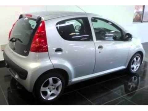 Ongekend 2012 PEUGEOT 107 1.0 Trendy Auto For Sale On Auto Trader South UM-04